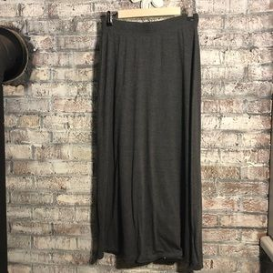 Petite small long cotton old navy skirt